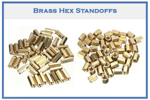 Brass Hex Standoffs