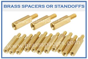 Brass Spacers or Standoffs